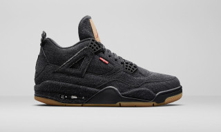 Here's How to Cop the Black Levi's x Air Jordan 4