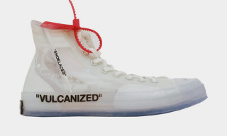 The Virgil Abloh-Designed Converse Chuck Taylor All Star Might Drop Next Month