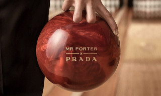MR PORTER & Prada Debut Exclusive Bowling-Inspired Collection