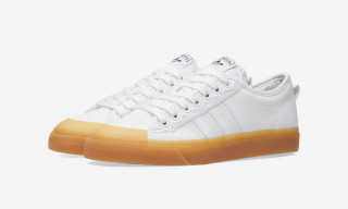 Here Are Our Favorite White Kicks With a Gum Sole to Shop Right Now