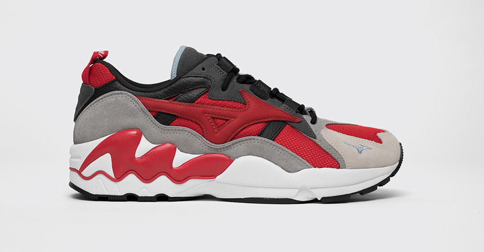 your first look at the mizuno x highsnobiety wave rider