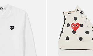Where to Cop all Our Favorite COMME des GARÇONS PLAY Pieces for Fall