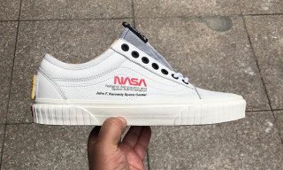 This Sneaker Collaboration Between NASA & Vans Is Official