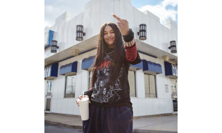 Princess Nokia's 'A Girl Cried Red' Is Emo Nostalgia-Ultra