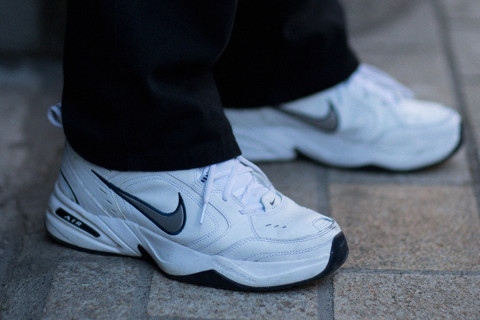 2023f940c70 How Nike s Dadcore Air Monarch Became a Streetwear Phenomenon