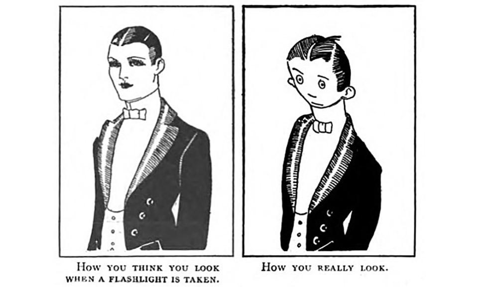 Comic Winter Fashion Expectation Vs Reality