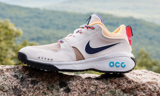 "Nike ACG's Must-Cop Dog Mountain Sneaker Surfaces In ""Laser Orange"""