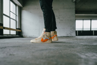 "Slam Jam Socialism is Restocking the OFF-WHITE x Nike Blazer ""Spooky Pack"" ce0c055a7"