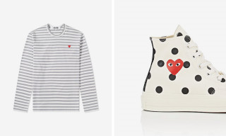 Here Are the Best Spring Pieces to Cop From COMME des GARÇONS PLAY