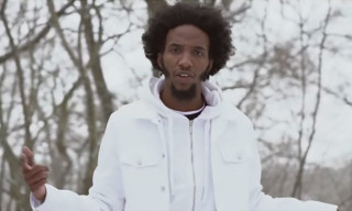 """CJ Fly Strolls Through the Park in His Video For """"Diamonds"""""""
