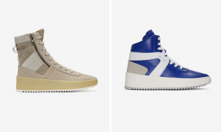 There's a Fear of God High-Top to Match Every Outfit