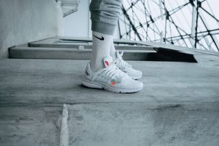 Virgil Abloh x Nike Air Presto White  Buy it Here Today 97d4bd6af