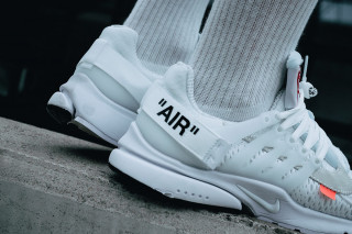 The White OFF-WHITE x Nike Air Presto Is Dropping Again Today 597f30e1f