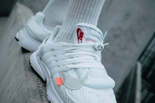 0ae3a54f1d67a4 The White OFF-WHITE x Nike Air Presto Is Dropping Again Today