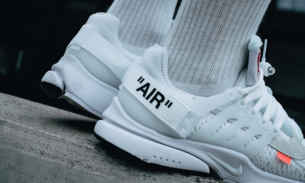 The White OFF-WHITE x Nike Air Presto Is Dropping Again Today 7f297192d6