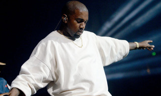 "Kanye West Provided a Lesson in How to Rock The ""Frozen Yellow"" Look This Weekend"