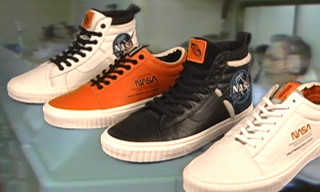 Every Piece From the Popular NASA x Vans Collection