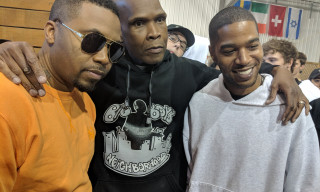 Here's What Went Down at Kanye West's Album Listening in Wyoming