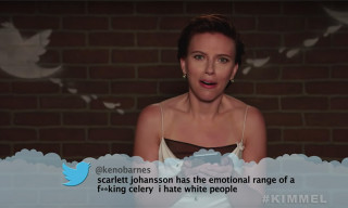 The Cast of 'Avengers: Infinity War' Read Mean Tweets on 'Jimmy Kimmel'