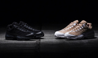 "The Nike Air Max 95 Ultra PRM ""Breathe"" Pack Is Low-Key Luxury"