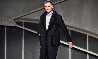Raf Simons Announces Massive Stock Sale in Antwerp Opening Tomorrow