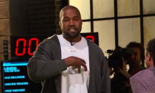 Kanye West Talks Trump, Slavery, & Free Thought at TMZ