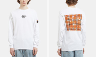 Berlin Community Radio Drops New Merch With Hand-sewn Patchwork Pocket Details