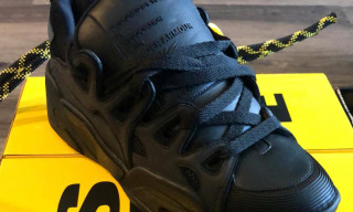 A$AP Rocky's Signature Under Armour Sneaker Surfaces in New Colorway