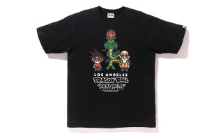 BAPE and 'Dragon Ball' Join Forces for Another Fire Capsule