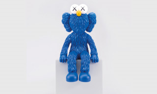 KAWS Unveils $12,000 'SEEING' Figure With LED Lights