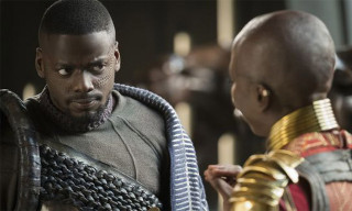 This Deleted 'Black Panther' Scene Sees Okoye & W'Kabi Faceoff