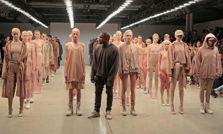 Kanye West Shares a Behind-The-Scenes Look at the YEEZY Operation