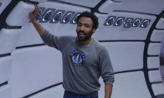 Watch Donald Glover Give a 'Cribs'-Style Tour of the Millennium Falcon