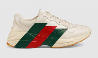 Gucci Gives Its Rhyton Sneaker a Sporty Update