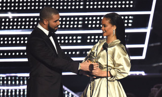 Rihanna Reveals Drake Is No Longer in the Friend Zone