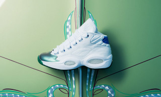 Here's How to Cop Curren$y's Exclusive Reebok Classic Question