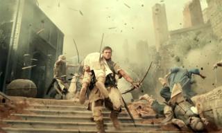Taron Egerton & Jamie Foxx Join Forces in New 'Robin Hood' Movie