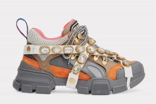 050542a849fca4 Gucci SEGA Crystal Sneaker  Release Date