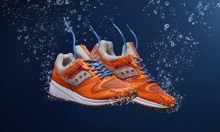 Feast Your Eyes on This Lobster-Themed Saucony Sneaker
