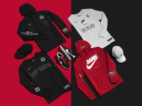 """01a283dd2eb The Nike x TDE """"Championship"""" Tour Capsule Is Now Available"""