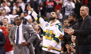 Drake Got Trolled By Michael Jordan8217s Son For Wearing Adidas