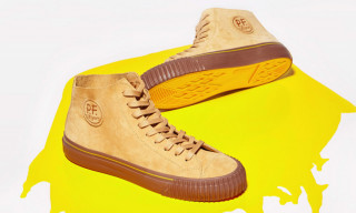 Universal Works Elevates PF Flyers' Iconic Center Sneaker