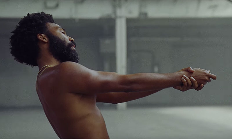 """Childish Gambino Drops New Song & Video """"This is America"""""""