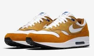 "You Can Cop Nike's Extra Spicy Air Max 1 ""Curry"" Pack Today"