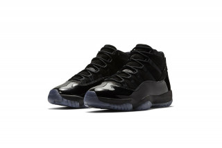 "The Air Jordan 11 ""Cap and Gown"" Is Jordan Brand s Nearest Thing to a Dress  Shoe 9c3dc8a1c23"