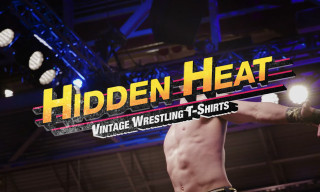 'Hidden Heat' Explores the Fandom Around Vintage Wrestling T-Shirts