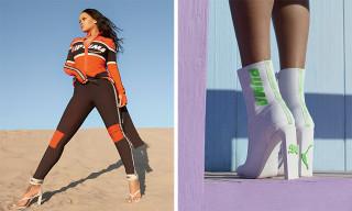 Rihanna Debuts Beach Chic & Motorsport-Inspired SS18 Capsule