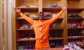 This Is Antonio Brown's Insane Sneaker Collection