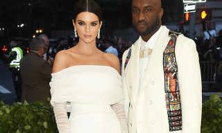 Virgil Abloh Debuts New Louis Vuitton Suit and Jordans at the Met Gala