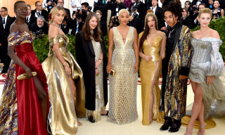 H&M Strikes Gold with Fierce Met Gala 2018 Collection